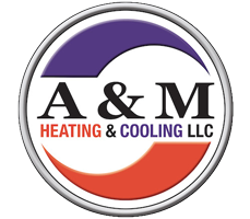 A&M Heating & Cooling LLC Logo